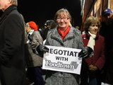 Sunnyside Residents Rally to Keep Foodtown Supermarket Open