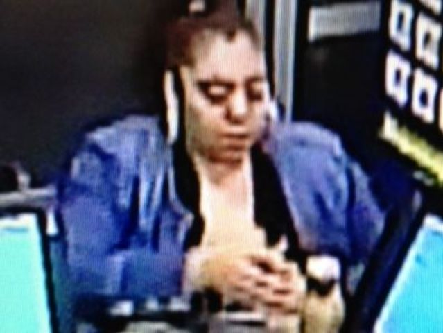 <p>Cops say this woman helped beat up and rob a cab driver Saturday morning on the Lower East Side.</p>