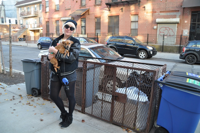<p>Resident Carrie Morrissey said she worried that if her Jackson Street building was forced to abandon their trash receptacles they would have to put cans inside and then would attract rats.</p>