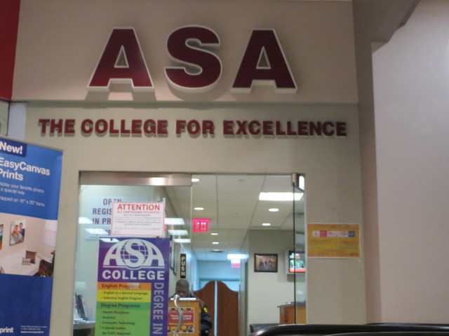 <p>ASA College&#39;s Manhattan campus is located at 1293 Broadway.</p>