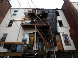 Woman, Child Seriously Injured in Villa Avenue Fire, FDNY Says