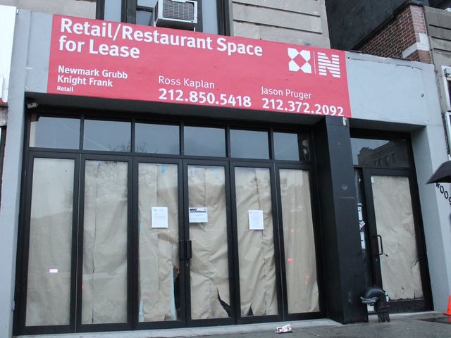 <p>Chipotle will open a new location at 4009 Broadway between 168th and 169th Streets.</p>