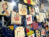 9/11 Memorial Tiles Unveiled at Village Library