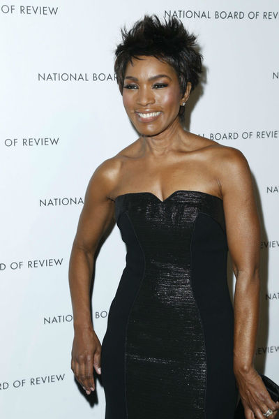 <p>Angela Bassett at the National Board of Review Awards at Cipriani 42nd Street, Tuesday, January 8, 2013.</p>