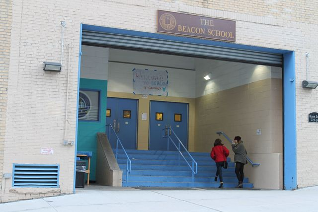 <p>The Beacon School will be vacated by the fall of 2015, opening it to the possibility of becoming a district middle school.</p>