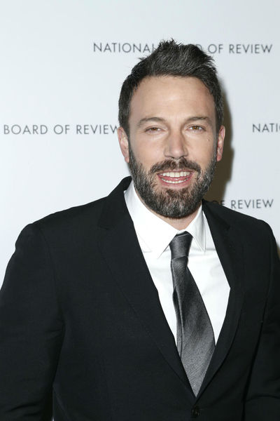 <p>Ben Affleck at the National Board of Review Awards at Cipriani 42nd Street, Tuesday, January 8, 2013.</p>