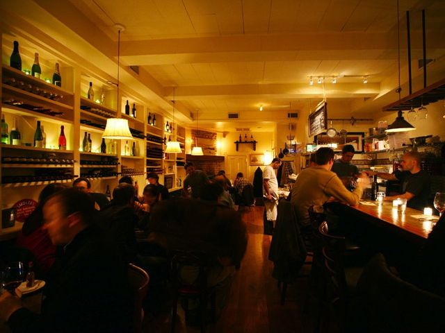 <p>Black Mountain Wine House in Park Slope</p>