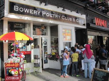 Bowery Poetry will reopen in March along with Duane Park in a venue share deal.