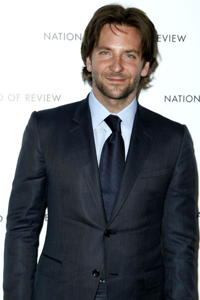 <p>Bradley Cooper at the National Board of Review Awards at Cipriani 42nd Street, Tuesday, January 8, 2013.</p>