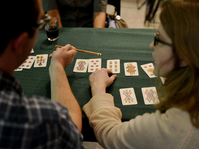 <p>Students at an event put on by the Brooklyn Brainery, a Carroll Gardens venture best known for its eclectic evening classes. The organization announced it will open a creative coworking space in Prospect Heights in early 2013.</p>