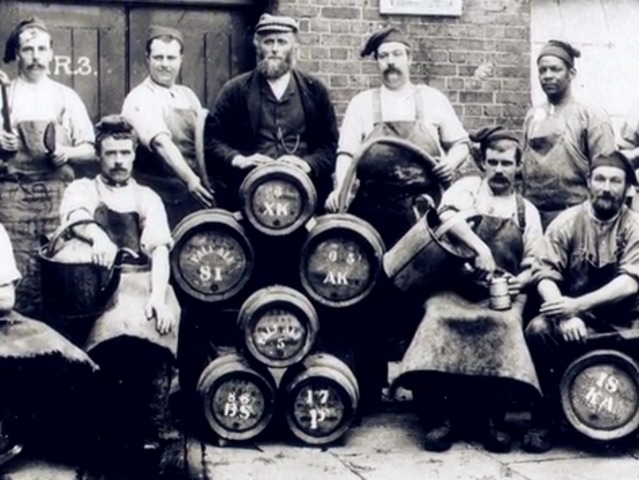 <p>Brooklyn had about 90 breweries in 1900, John Weber said.</p>