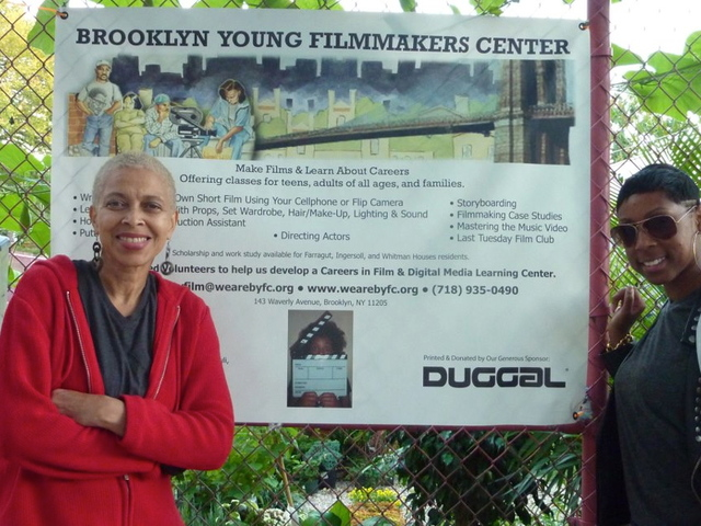 <p>Brooklyn Young Filmmakers is a place for low-income and working-class adults and teens to explore Brooklyn&#39;s booming film industry.</p>