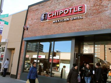 Forest Hills residents swarm the new location of Chipotle. There are also two gastropubs coming to the area.