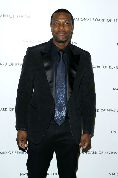 <p>Chris Tucker at the National Board of Review Awards at Cipriani 42nd Street, Tuesday, January 8, 2013.</p>