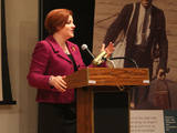 Christine Quinn Downplays Bloomberg Link at Tumultuous Mayoral Forum