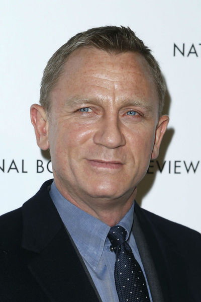 <p>Daniel Craig at the National Board of Review Awards at Cipriani 42nd Street, Tuesday, January 8, 2013.</p>