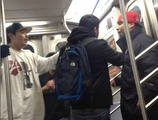 Three Teens Attack Rider on E Train, Police Say