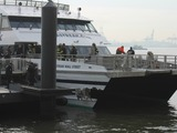 NTSB Launches Investigation Into Ferry Crash as Commuters Return to Waters