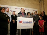 Doe Fund Founder George McDonald Launches Campaign for Mayor