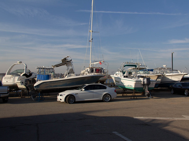 <p>The Great Kills Marina had 350 boats, many of which were damaged by Hurricane Sandy. The National Parks Service has not renewed the lease for the dock because they said the damages were too great to fix, Jan. 8 2013.</p>
