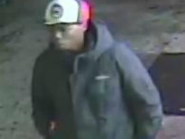 Police are looking for this suspect in connection with a shooting at St. Nicholas Avenue and West 127th Street Jan. 26, 2013.