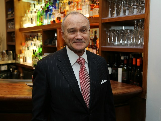 <p>Police Commissioner Ray Kelly at the Inaugural Loews Regency Power Breakfast Event at the Park Avenue Winter on Jan. 9, 2013.</p>