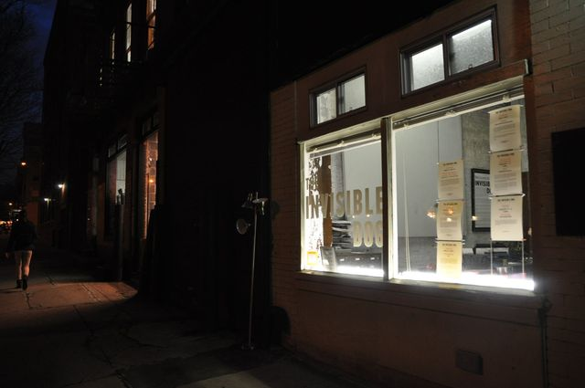 <p>The Invisible Dog Art Center at 47 Bergen Street.</p>