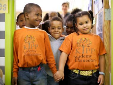Kipp Academy Elementary opened in 2009 and is located across from Concourse Village.