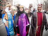 First Three Kings Day Parade Brings Smiles to Inwood Streets