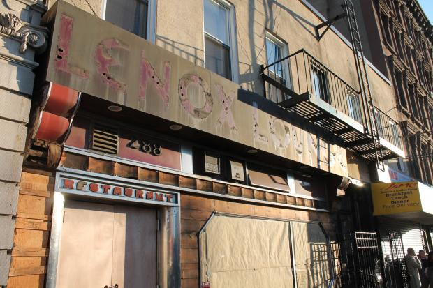 <p>Lenox Lounge owner Alvin Reed Sr. told revelers on New year's Eve that he planned to reopen.</p>