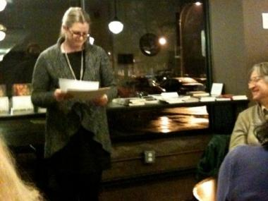 A monthly reading series will kick off on March 7 at Odradeks Coffee House in Kew Gardens.