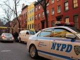 Scissors-Wielding Man Shot by Police Charged With Assault, NYPD Says
