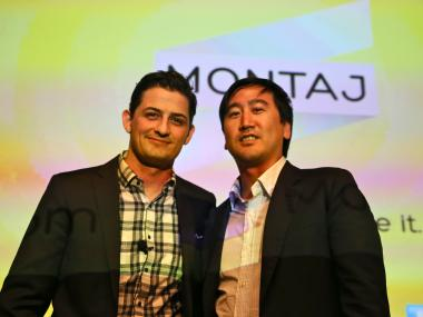 January 2013 - Dan Long and Demir Gjokaj launch their new app, Montaj, which is like Instagram for video.