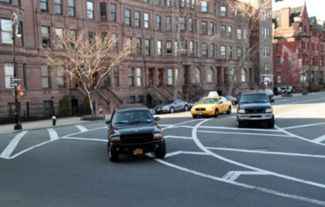 <p>Previously, the double turning lane led to reckless driving, according to the DOT.</p>