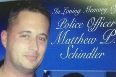 A lawsuit claims Officer Matthew Schindler committed suicide because his female supervisor at the 115th Precinct forced him to have sex with her.