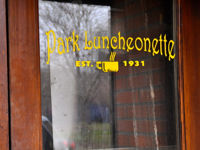 <p>The Park Luncheonette is currently being renovated to reopen on the corner of Driggs&nbsp;Avenue and Lorimer Street.</p>
