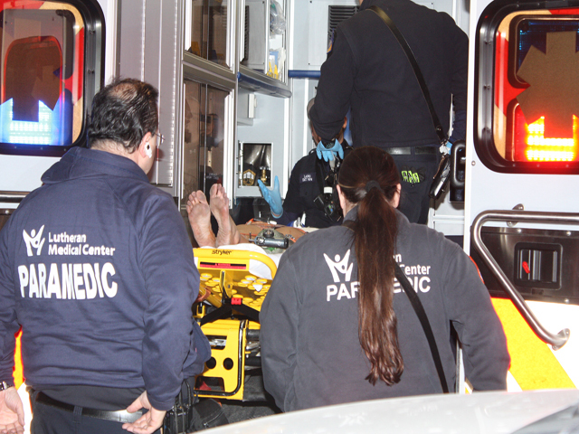 <p>The pedestrians injured in a Jan. 1, 2013 car crash were taken to Lutheran Memorial Medical Center.</p>