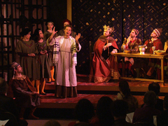 The Play of Daniel at the Cloisters Final Weekend