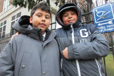 Some Jackson Heights schools have adopted strong dual-language programs.