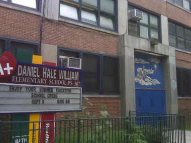 Two elementary schools in Vinegar Hill and Brooklyn Heights set their sights on improved academics.
