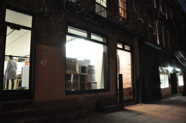 <p>Recession Art gallery and The Beam Center on 47 Bergen Street.</p>