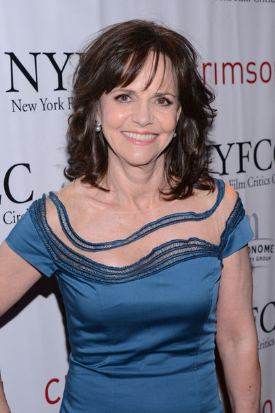 <p>Sally Field at the New York Film Critics Circle Awards at the Crimson Club, Monday, January 7, 2012.</p>
