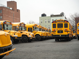 Special Needs Student Attendance Plummets on First Day of Bus Strike