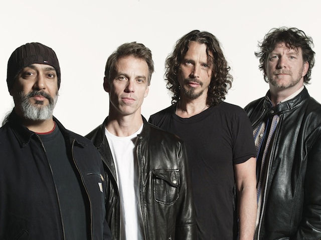 <p>Soundgarden rock out Tuesday at Hammerstein Ballroom featuring tracks from their well-received new album &quot;King Animal&quot;.</p>
