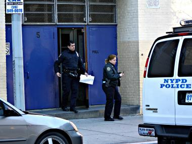 Five laptops were discovered stolen from South Bronx Preparatory: A College Board School on Monday, January 6, 2013. Police were investigating how the incident occurred.