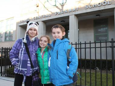 Many of the Forest Hills, Kew Gardens and Rego Park elementary schools are sought after.