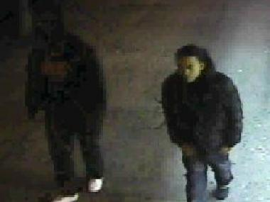 The suspects mugged two people in Morningside Heights on Dec. 18 and again on Dec. 26, cops said.