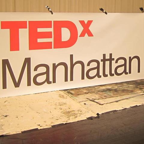 <p>TEDxManhattan attendees must apply and be selected, then pay $135.</p>
