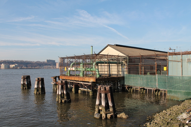 <p>In the wake of Hurricane Sandy, plans to upgrade a West Harlem gas meter station located on the Hudson River have some area politicians concerned because the new high-volume line will be monitored remotely. The station is located at 134th Street on the Hudson River in West Harlem</p>