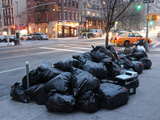 Upper East Siders Continue to Trash Luxury High Rise's Garbage Practices
